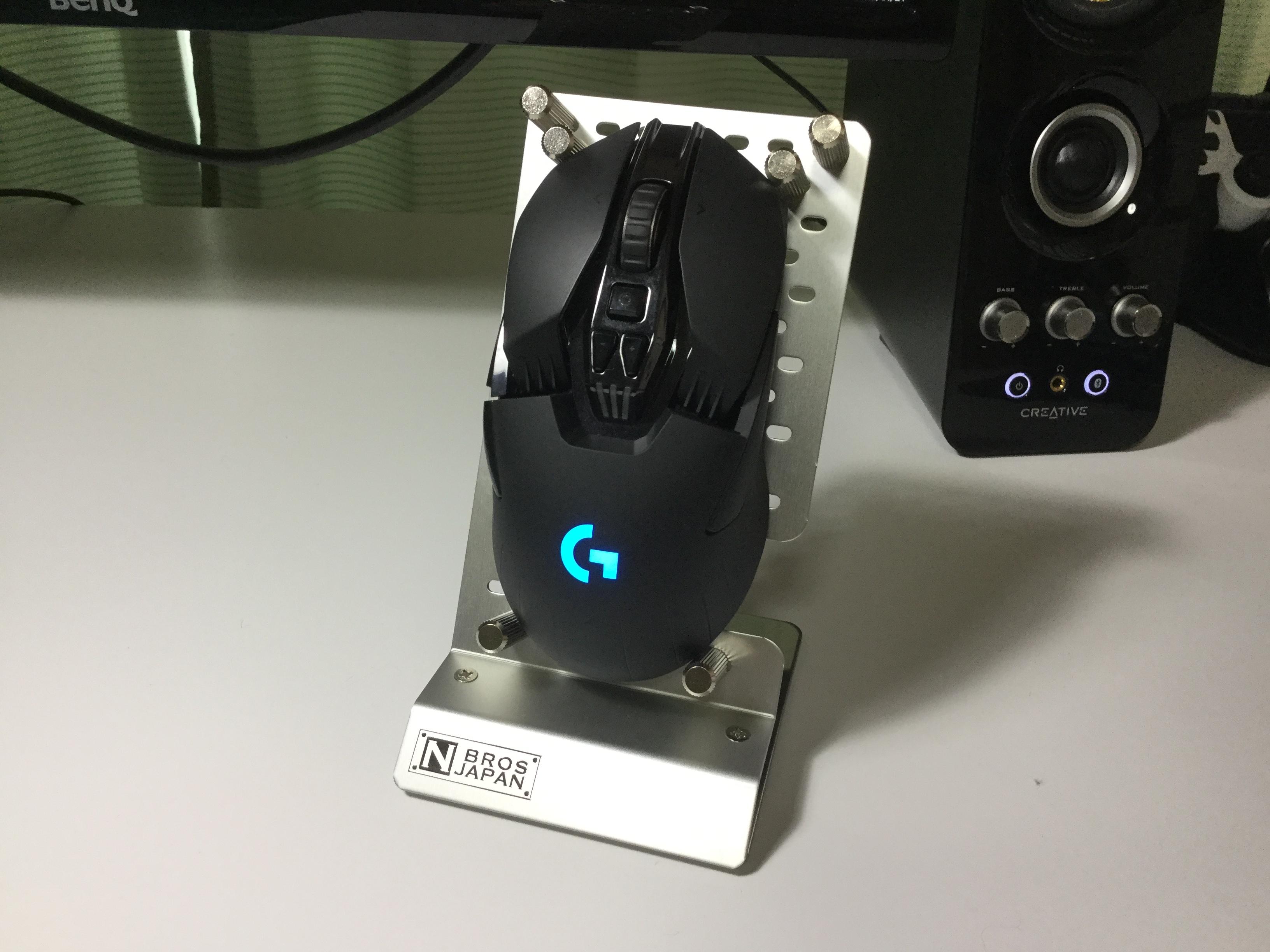 G903 ワイヤレスマウス