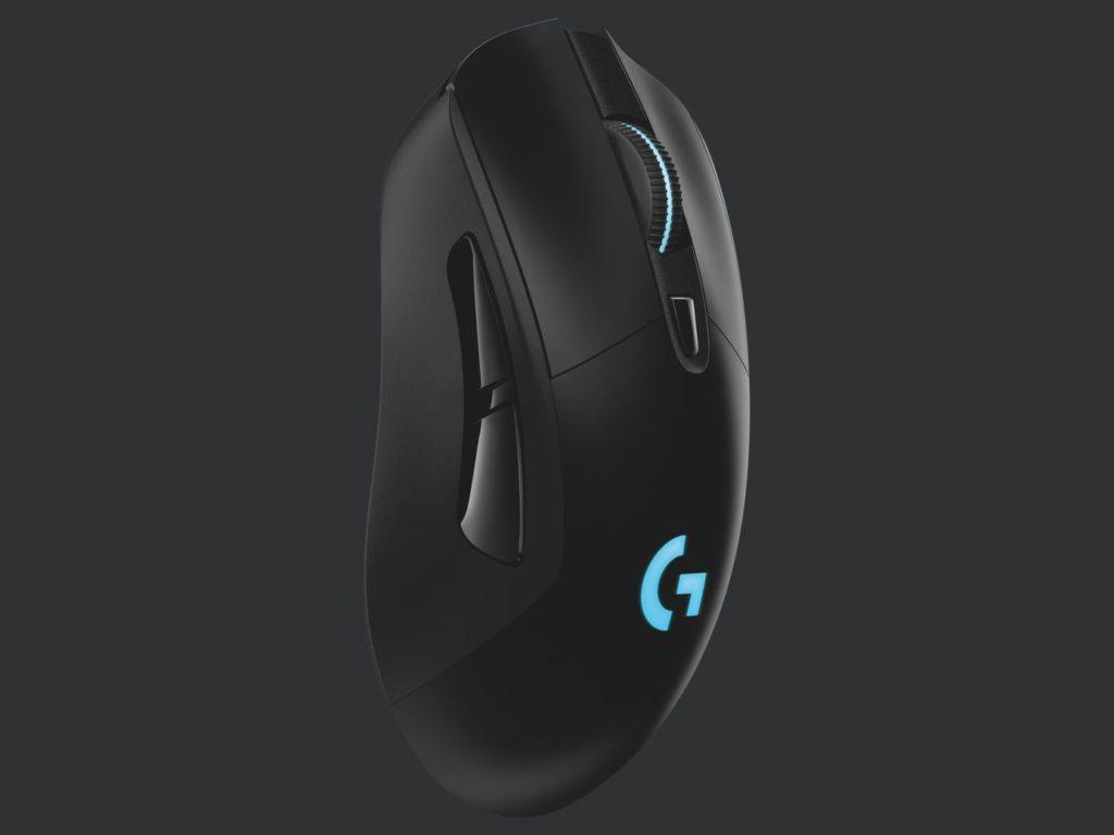 Прошивка Logitech G403